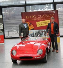 Retro Classic mit Roland Asch & Jochen Mass